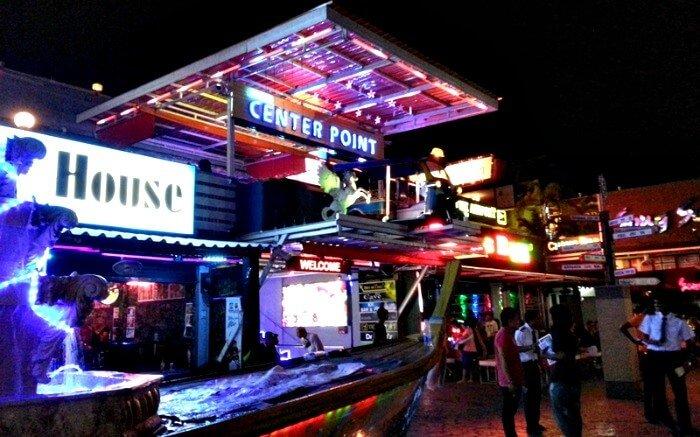 Ao Nang Center Point.