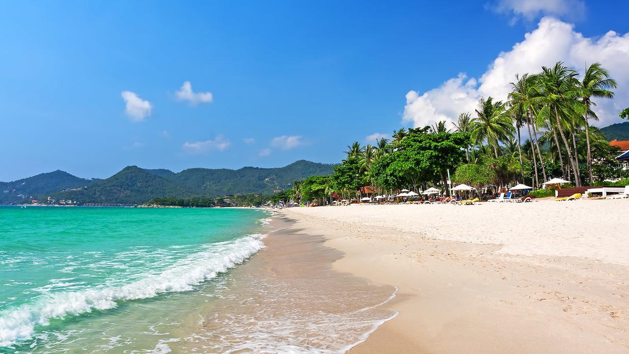 Plaża Bangtao, Phuket.