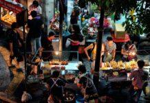 Codzienne życie w Bangkoku