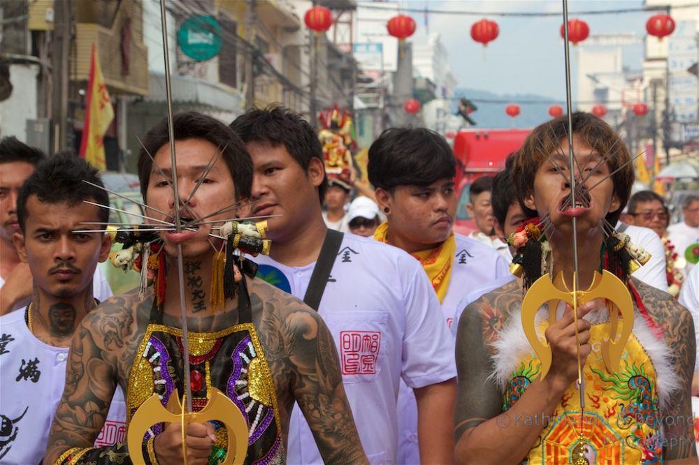 Festiwal Wegetariański na Phuket