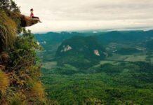 Khao Ngon Nak, Smocza Góra w Krabi.