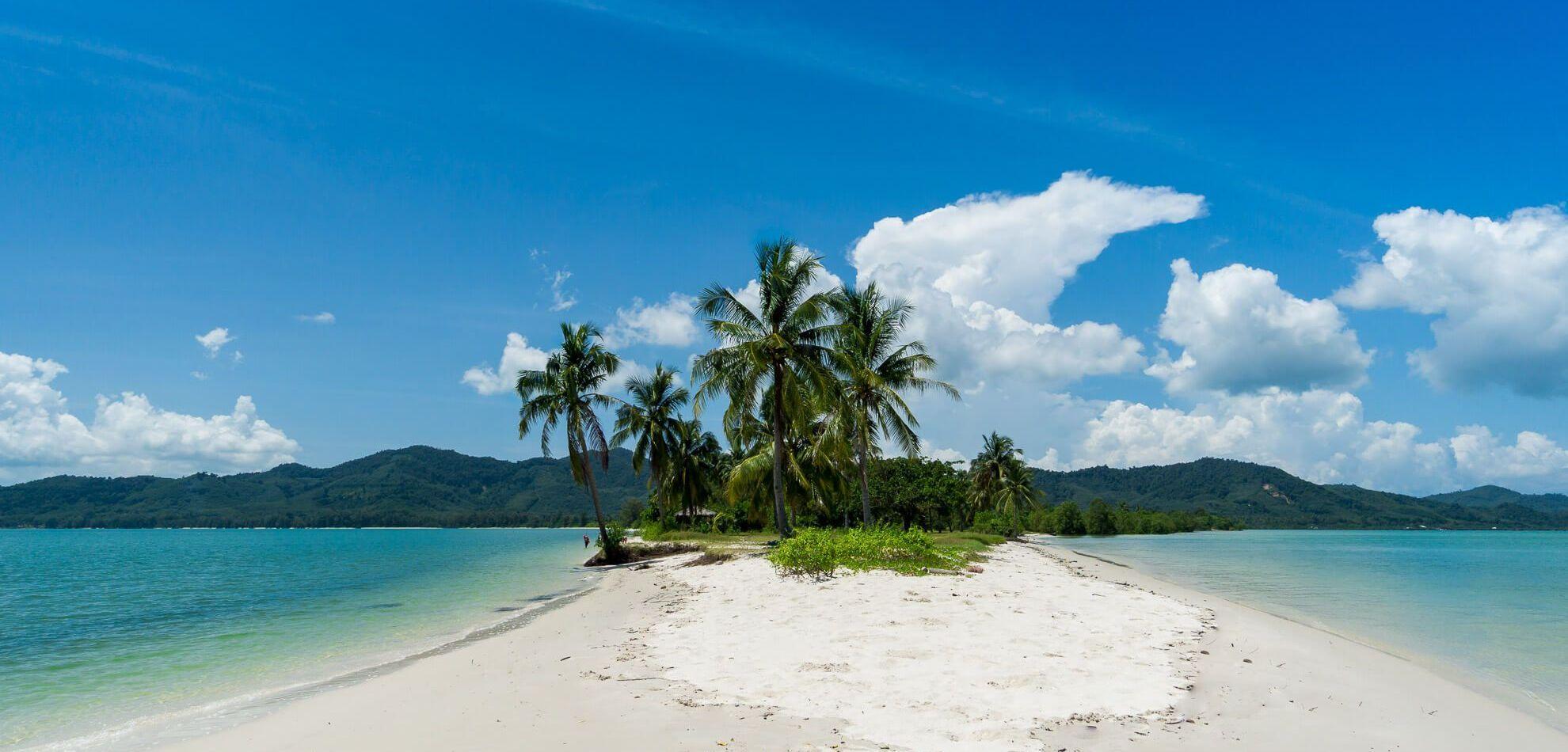 Koh Yao Yai, plaża Lam Haad, Phang Nga.