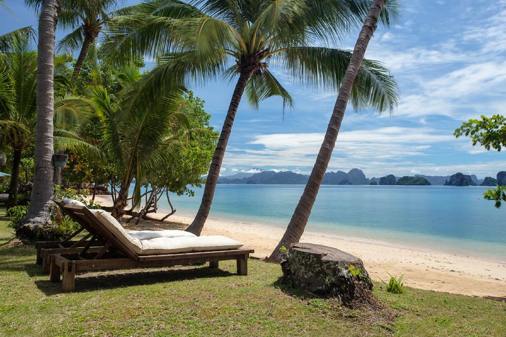 Plaża przy hotelu Koyao Island Resort.