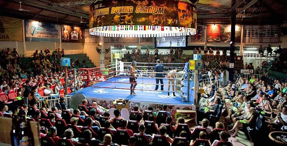Patong Boxing Stadium.