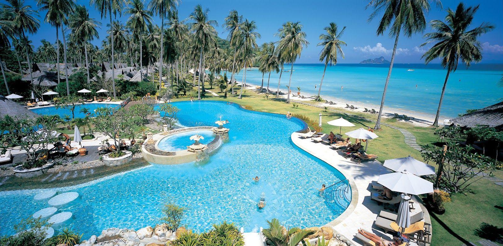 Wyspa Phi Phi Don.