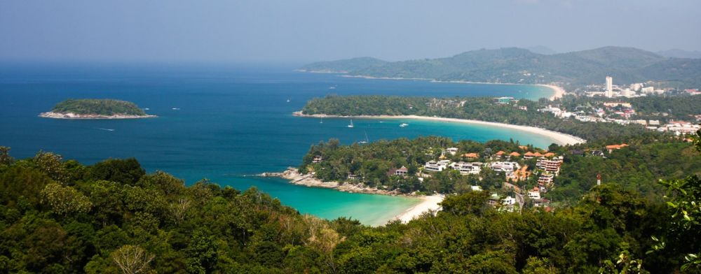 Punkt widokowy Karon View na Phuket