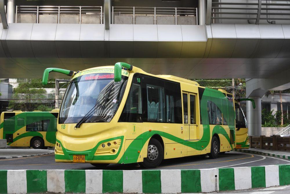 Specjalny autobus BRT.