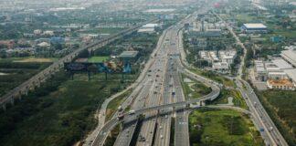 Autostrada w Bangkoku