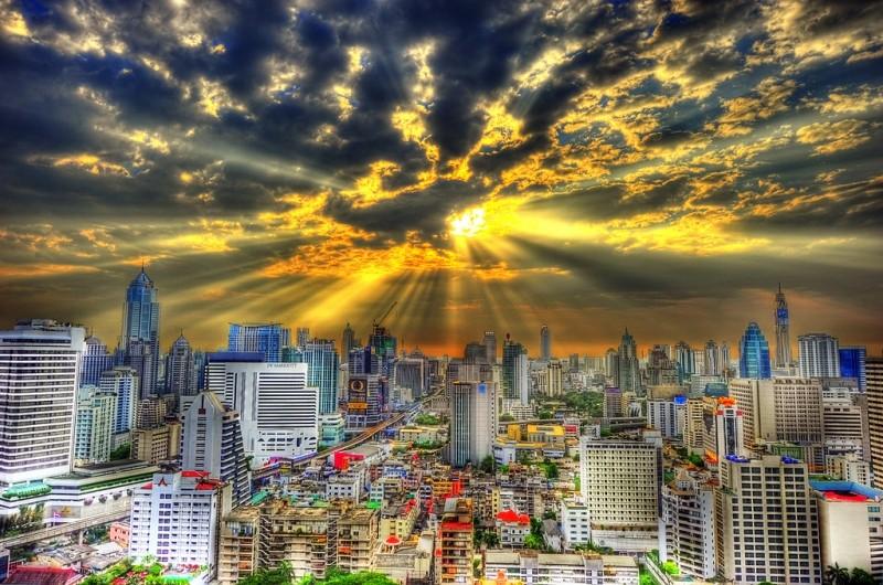 Bangkok Pogoda