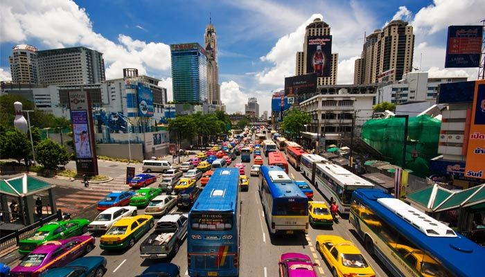 Bangkok, dzielnica Pratunam