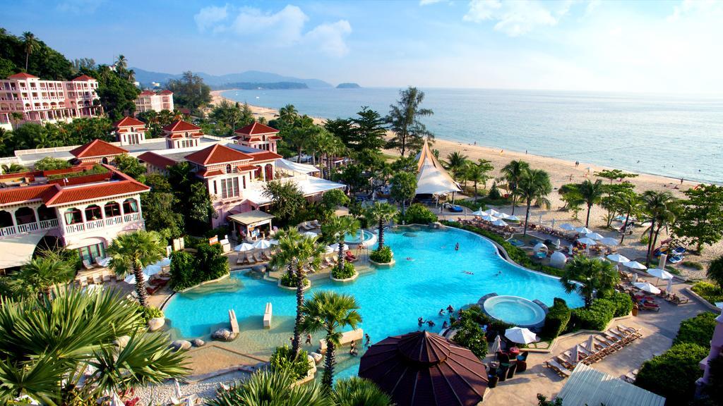 Centara Grand Beach Resort, Karon.