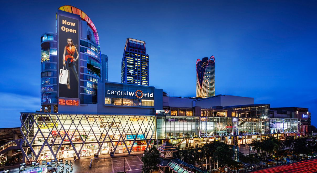 Central World Bangkok