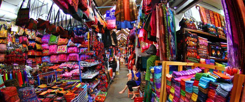 Chatuchack Market Bangkok