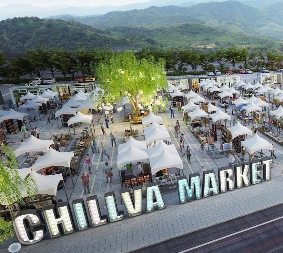 Chillva Market, Phuket