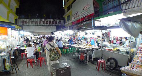 Chokchai 4 Market.