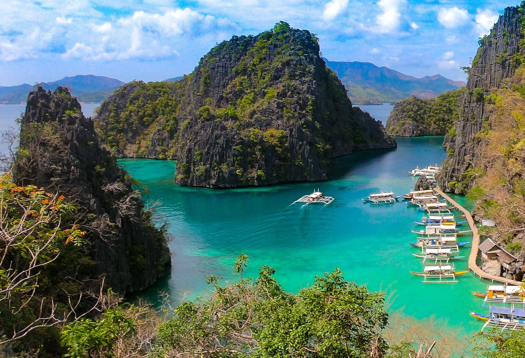 Palawan, Filipiny.