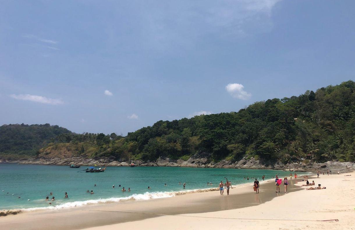 Plaża Freedom, Phuket.