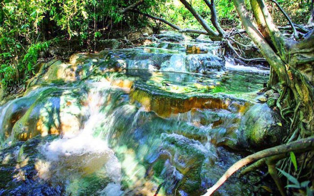 Gorące Źrodła Klong Thom w Krabi.
