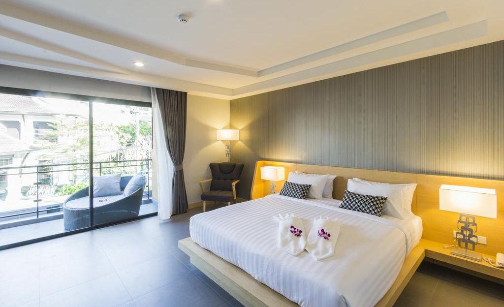 Capuchin Hotel, Krabi.