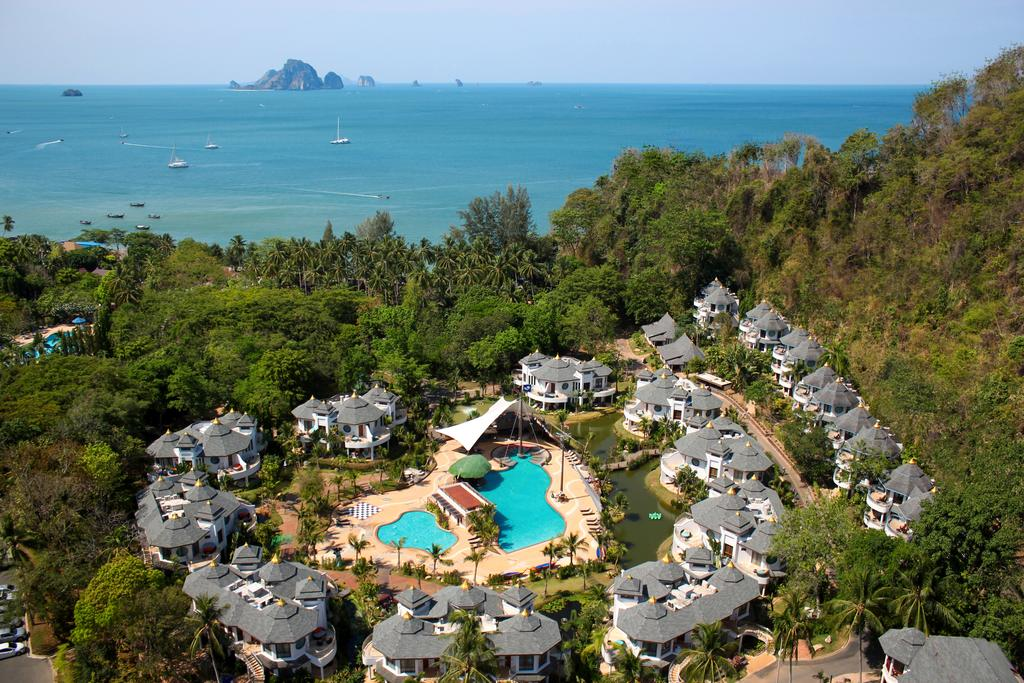 Krabi Resort, Ao Nang.