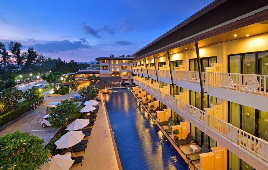 Srisuksant Resort, Krabi.