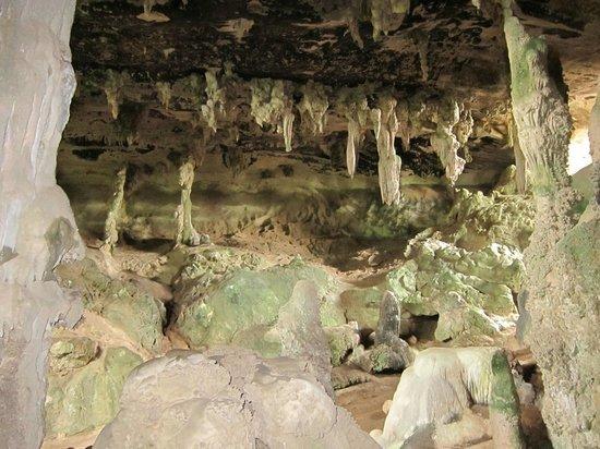 Jaskinia Tham Phi Hua To, Krabi.