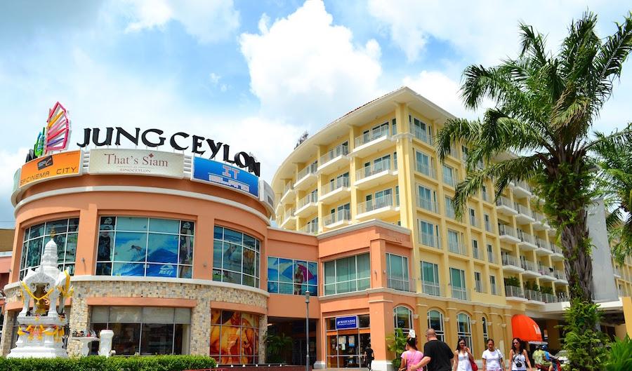 Jungceylon Phuket.