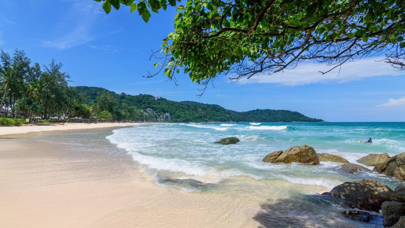 Plaża Kata, Phuket.