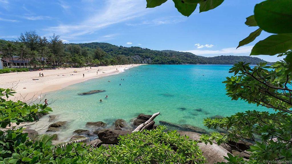 Plaża Kata Noi, Phuket.
