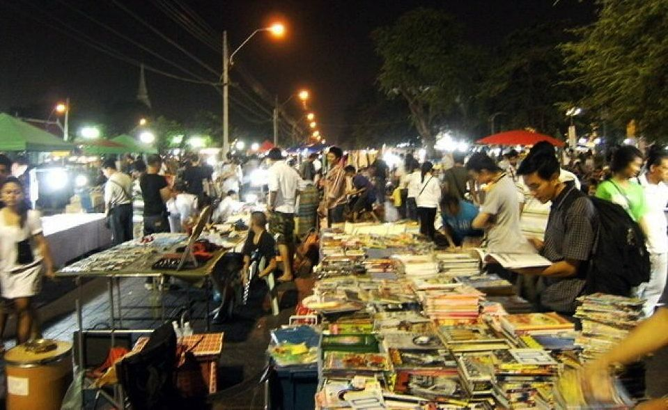 Klong Lod Market.