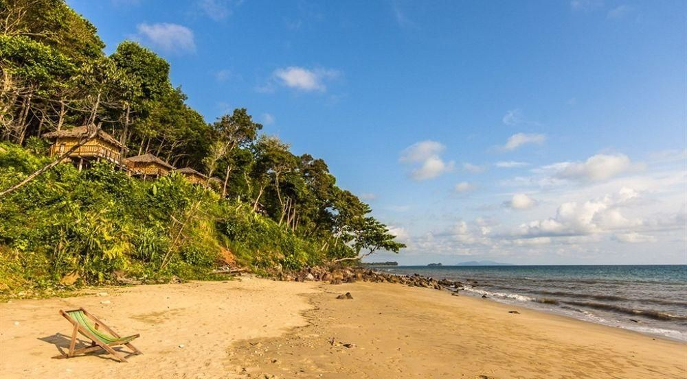 Bungalowy na Koh Jum, Krabi.