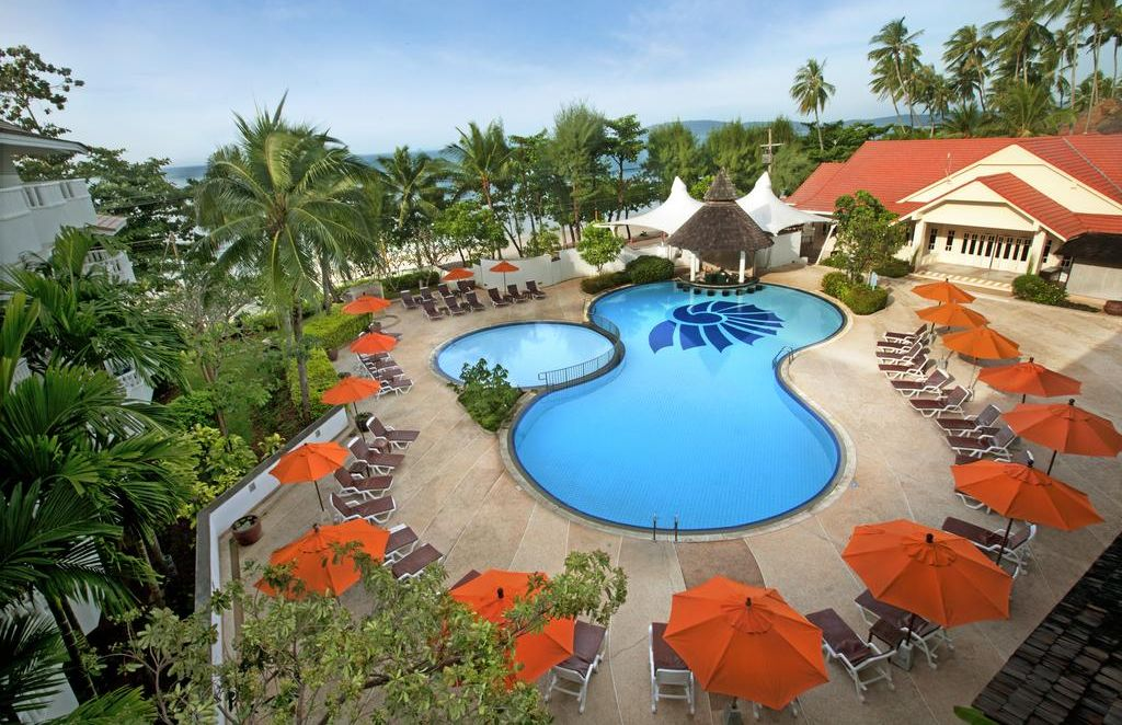 Aonang Villa Resort, Krabi.