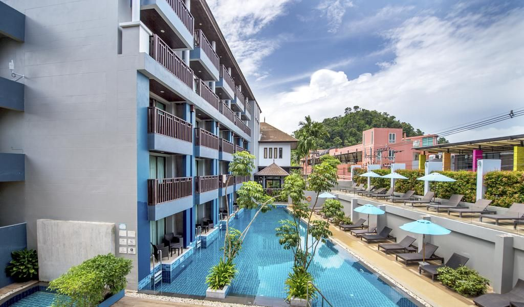 Buri Tara Hotel, Krabi.