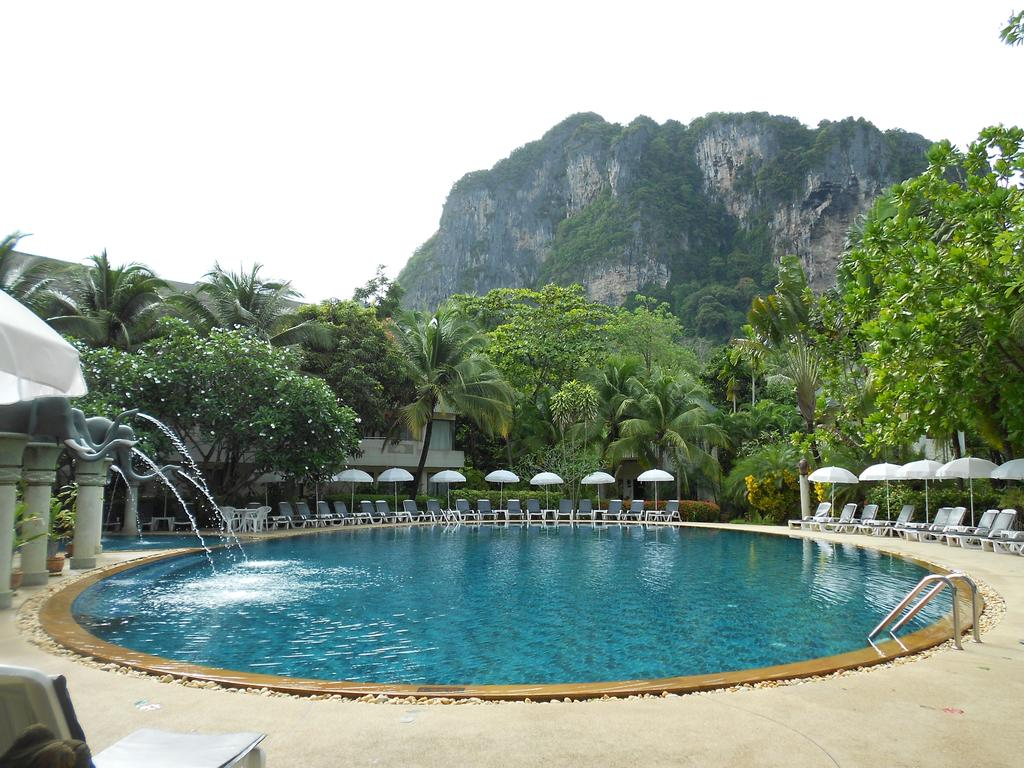 Golden Beach Resort, Ao Nang, Krabi.