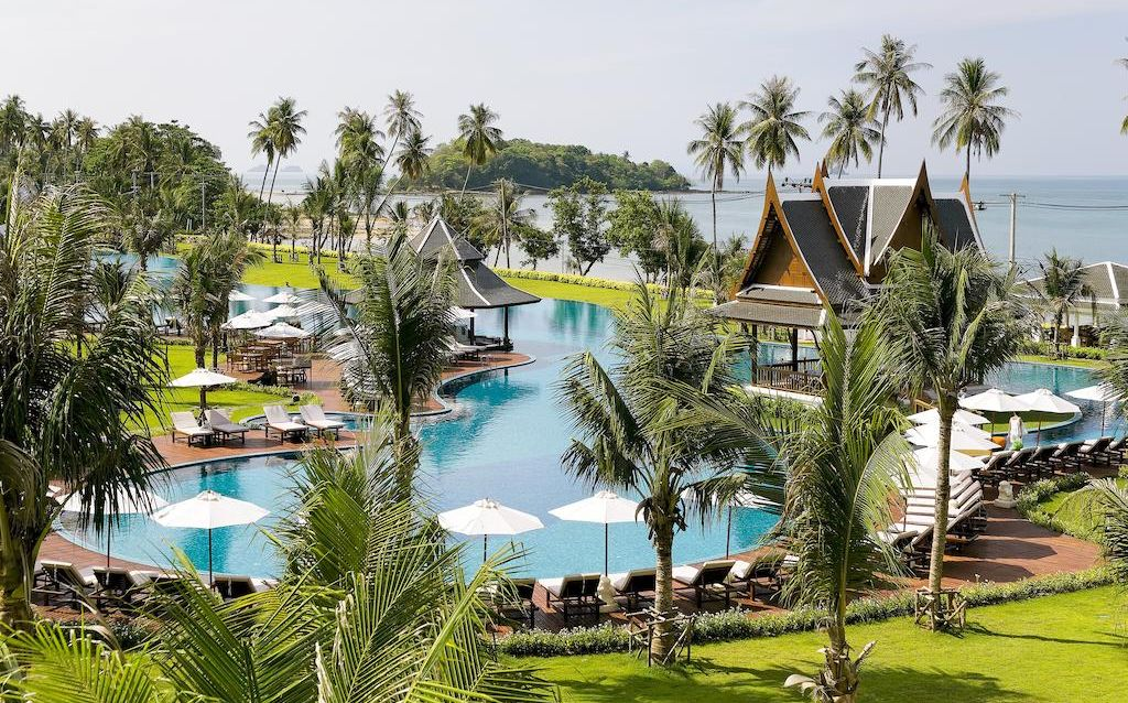 Sofitel Krabi Phokeethra Golf and Spa Resort.