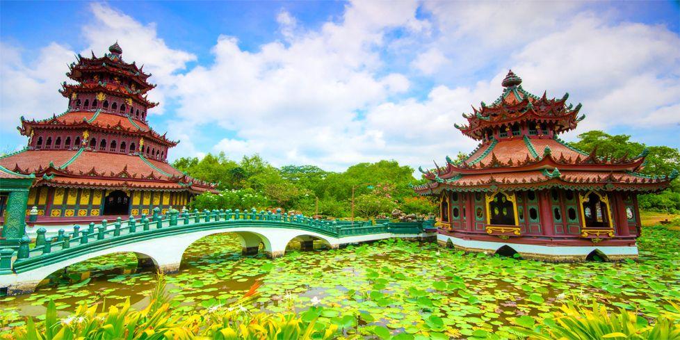 Muang Boran po tajsku znaczy Starożytne Miasto
