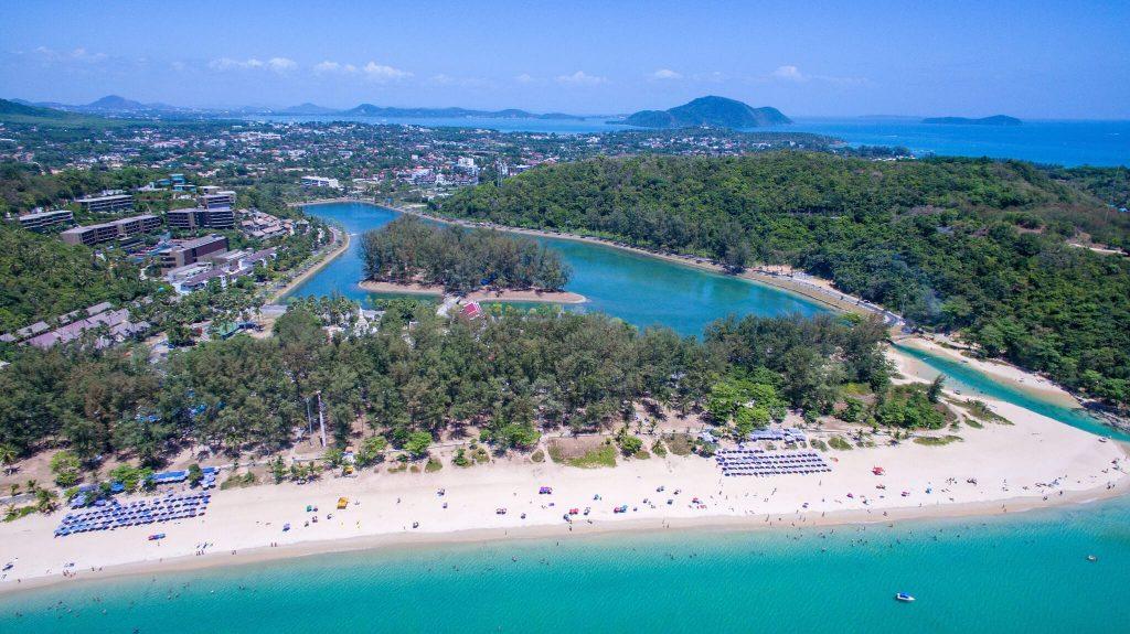 Plaża Nai Harn, Phuket.
