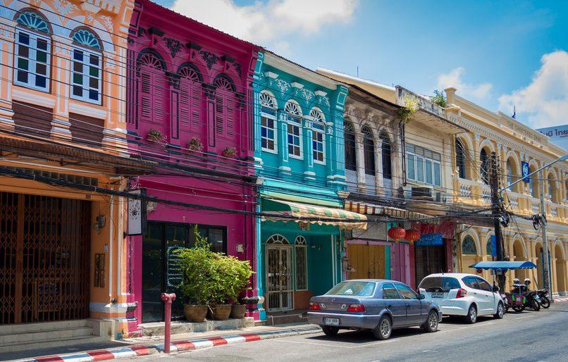 Stare Miasto Phuket.