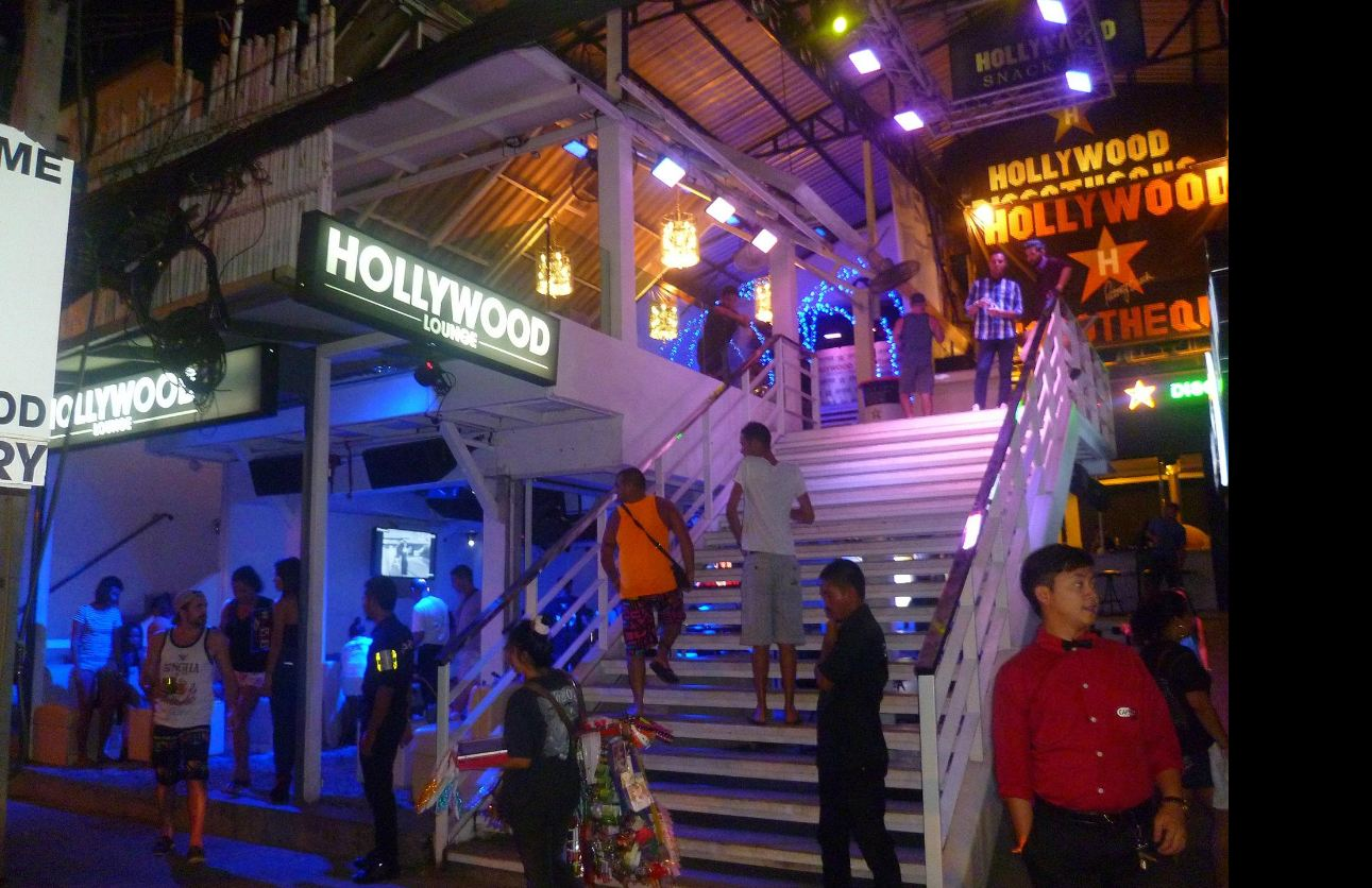 Hollywood, Patong, Phuket.