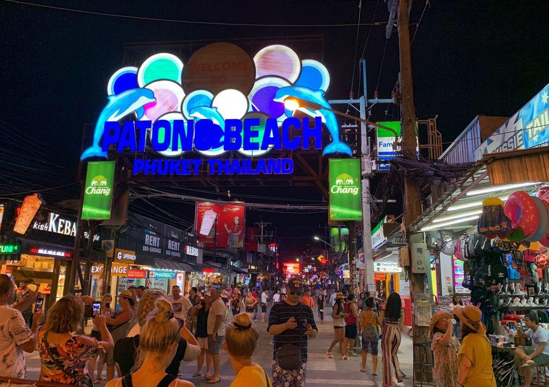 Bangla Road, Patong , Phuket.