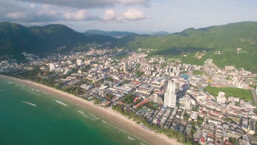 Miasto Patong.