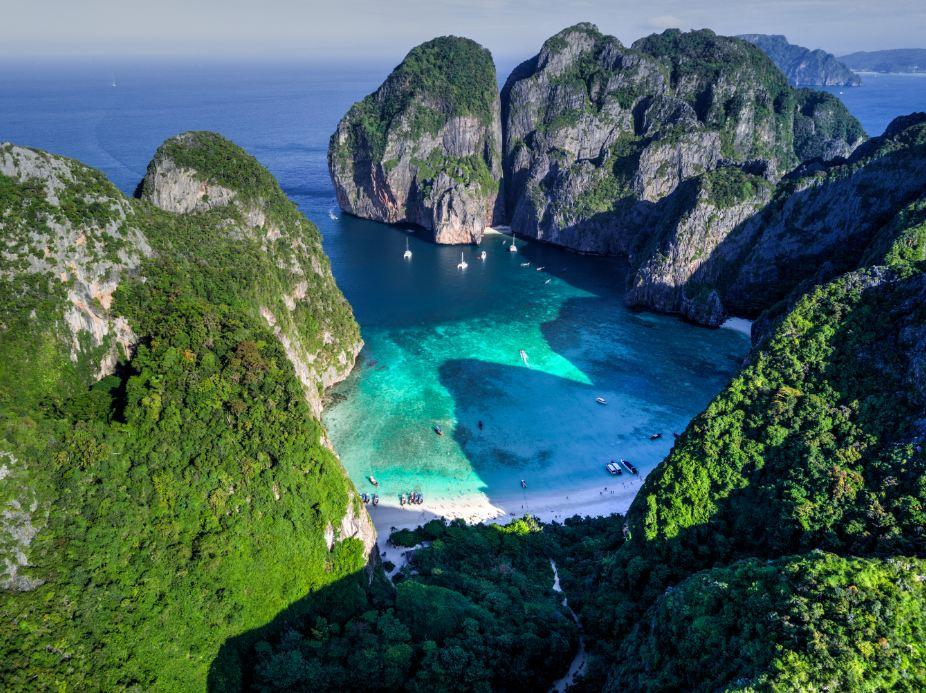 Maya Bay, Phi Phi.