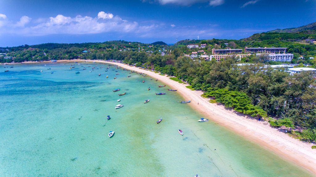 Plaża Rawai, Phuket.