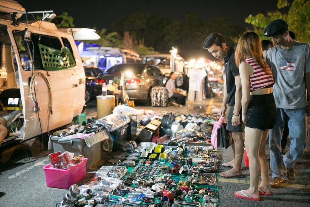 Siam Gypsy Market