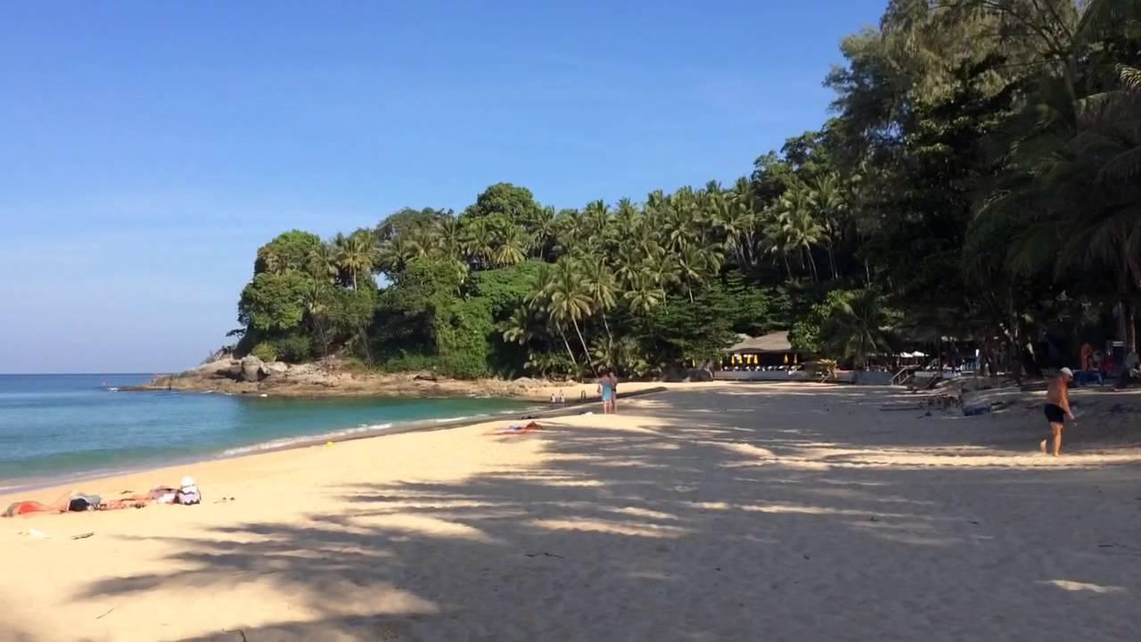 Plaża Surin, Phuket.