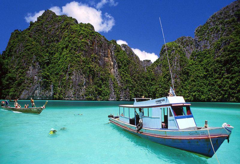 Tajlandia pogoda