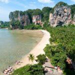 Plaża Ton Sai, Krabi.