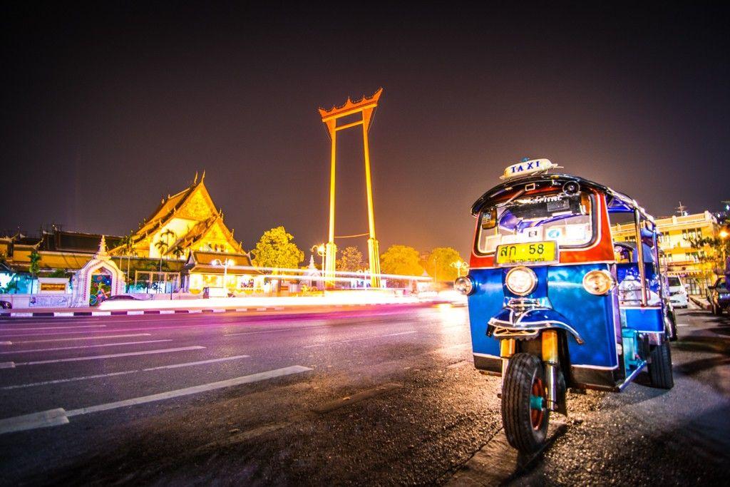 Tuk Tuk Bangkok.