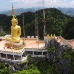 Wat Tham Suea, Jaskinia Tygrysa w Krabi.