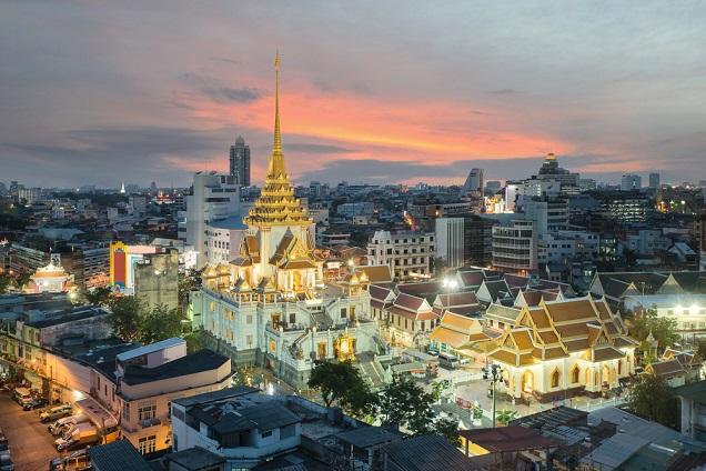 Świątynia Złotego Buddy Wat Traimit